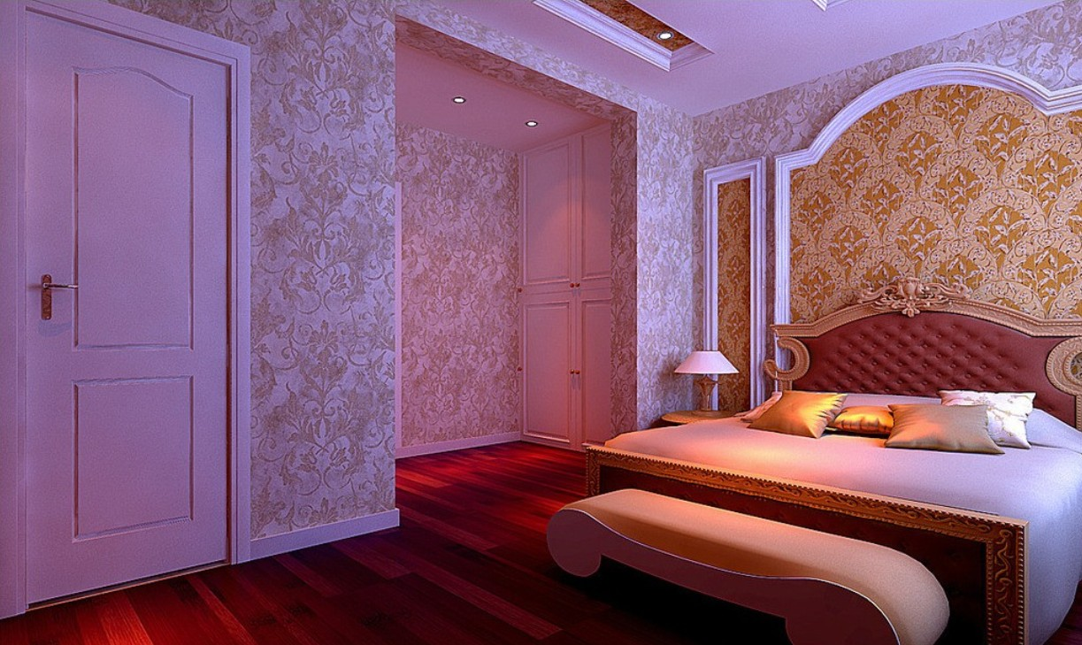 Beautiful Bedroom Wallpapers Ideas