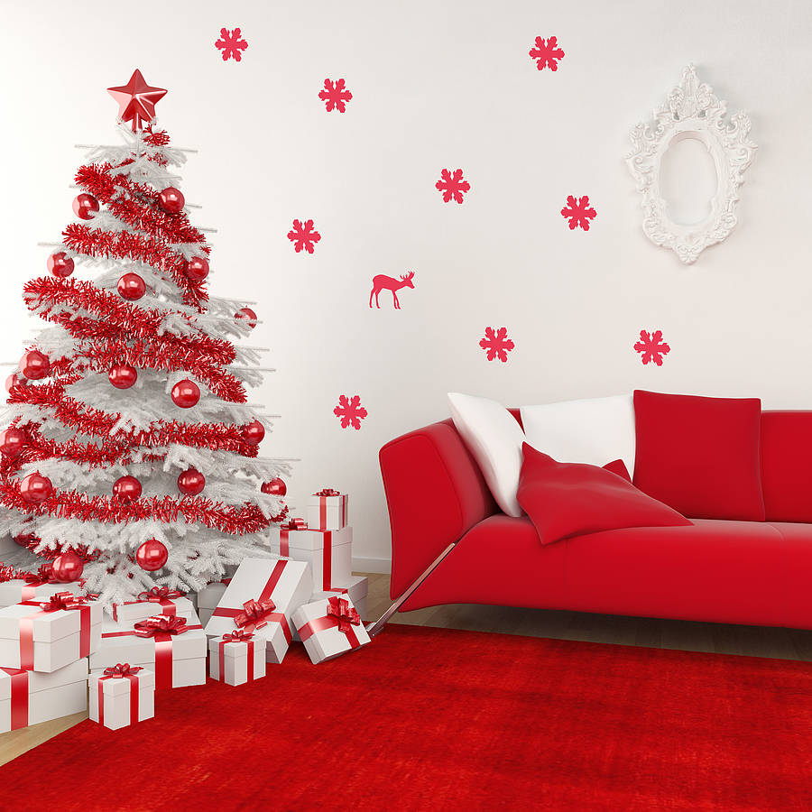 Decorating Ideas > Christmas Wall Decorations Ideas For This Year ~ 062332_Christmas Decorating Ideas Wall