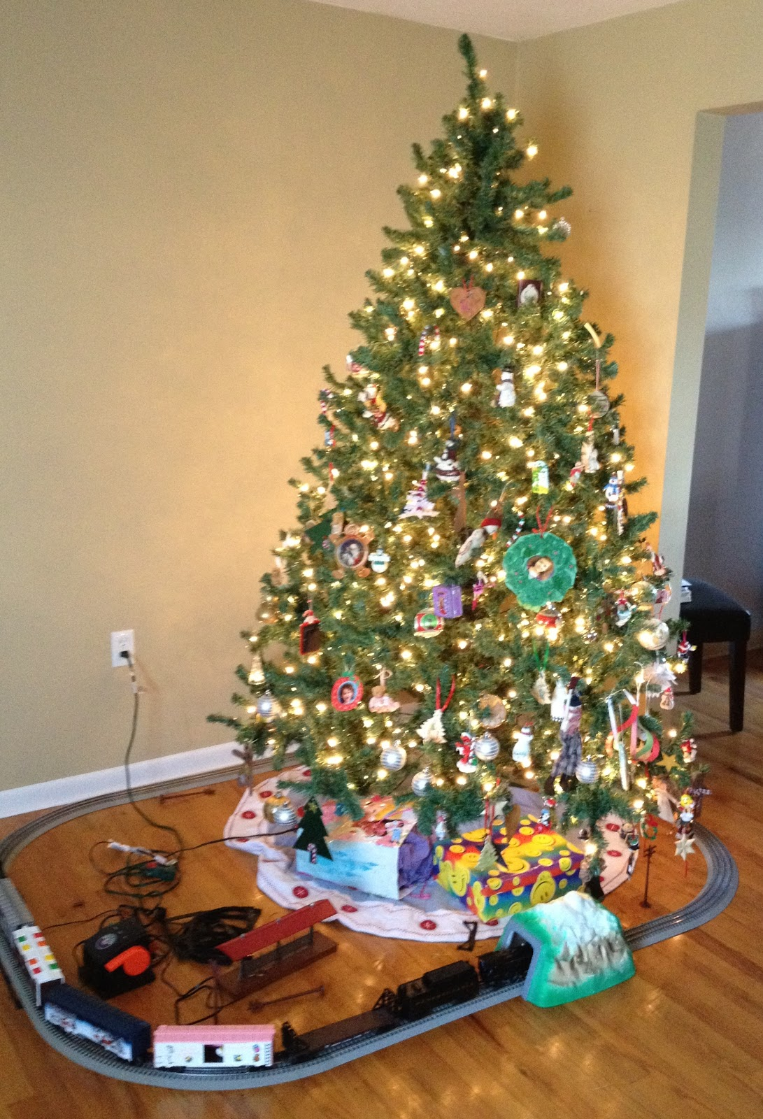 Artificial Christmas Tree 11