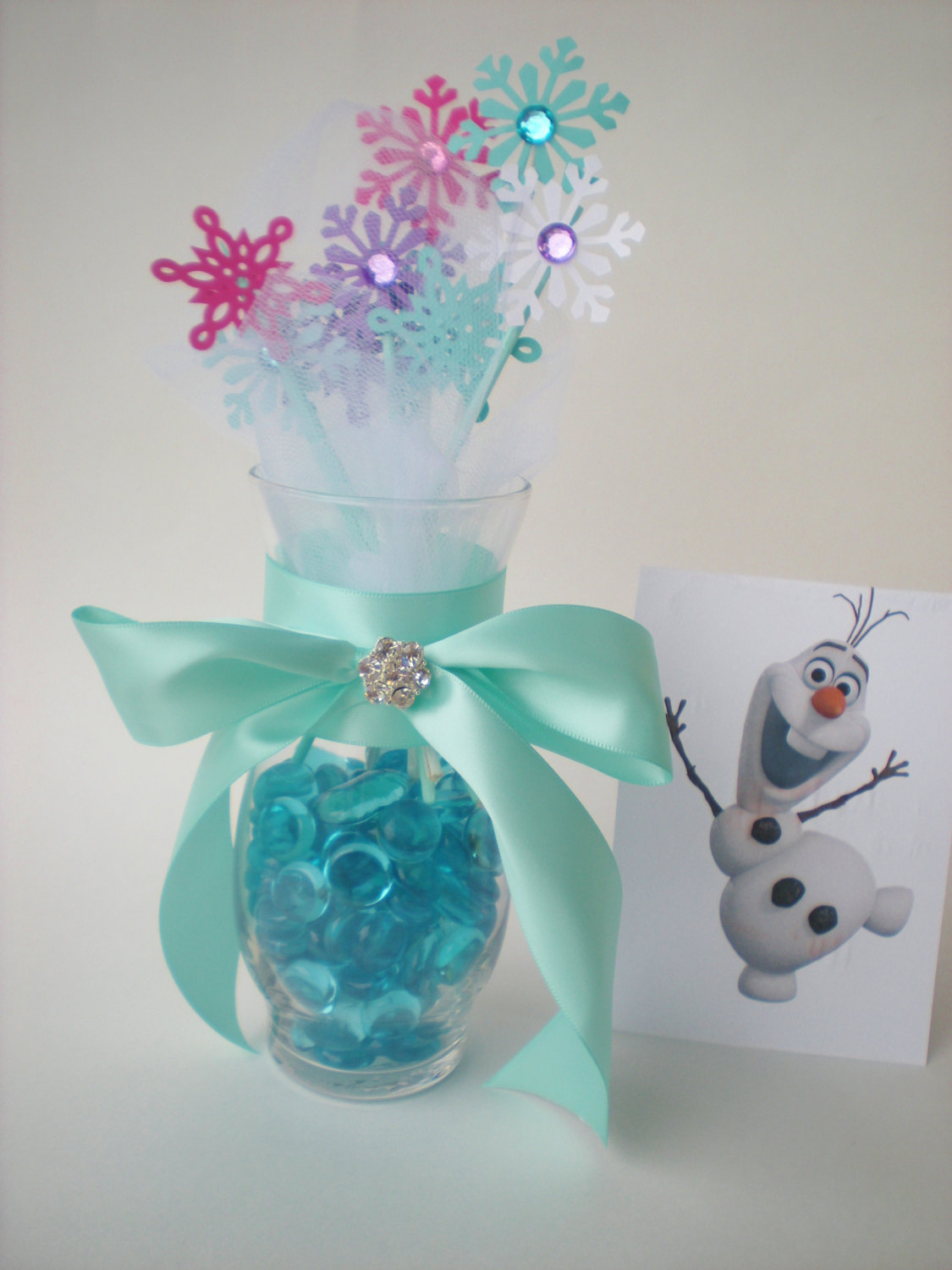 Christmas Frozen Decoration 11