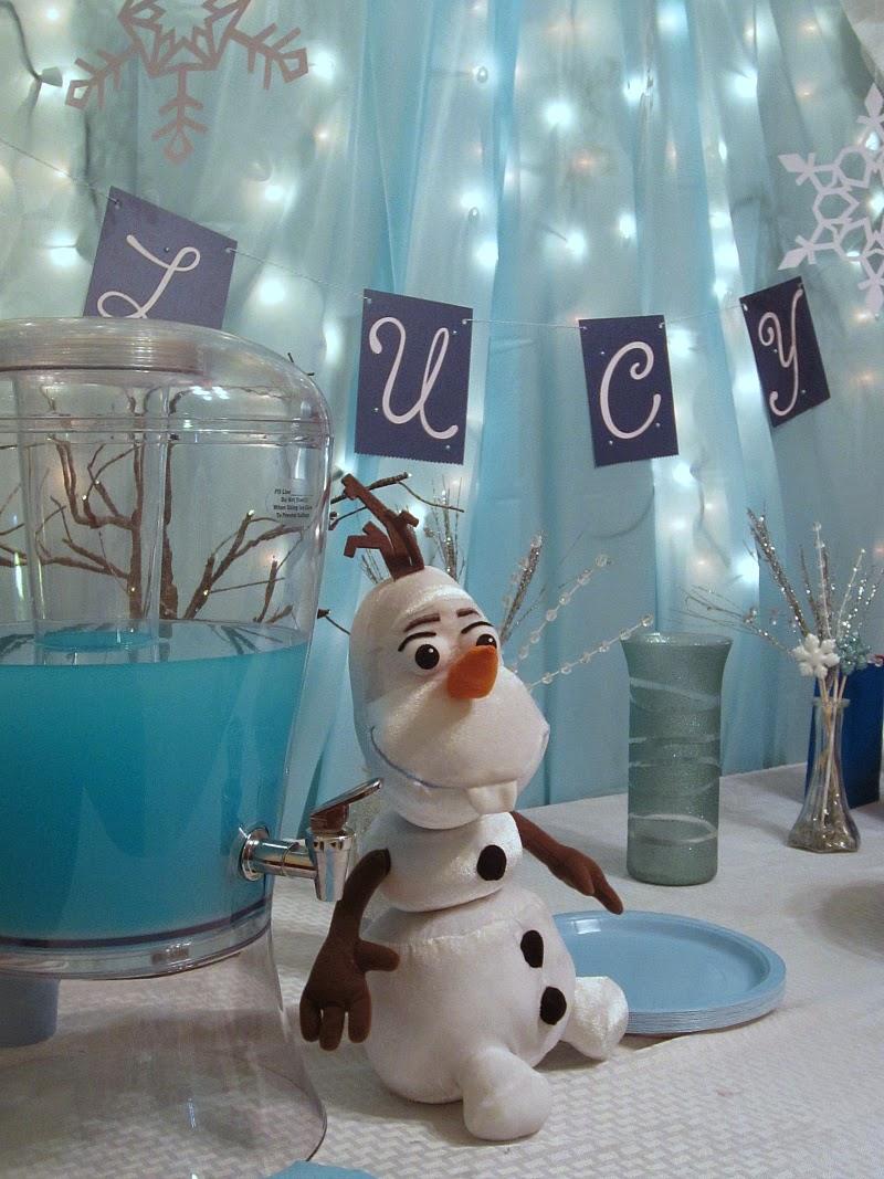 Christmas Frozen Decoration 3