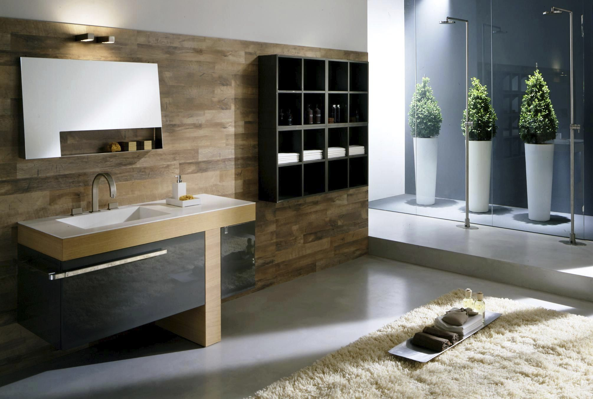 Contemporary Bathroom Design 11