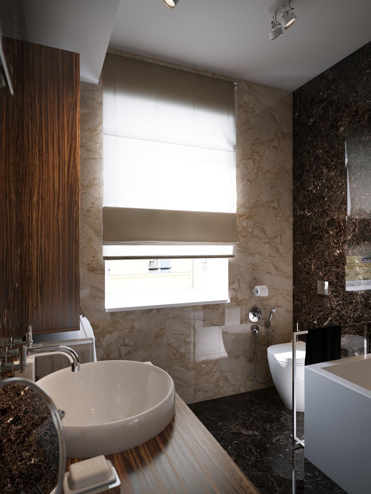 Contemporary Bathroom Design 24