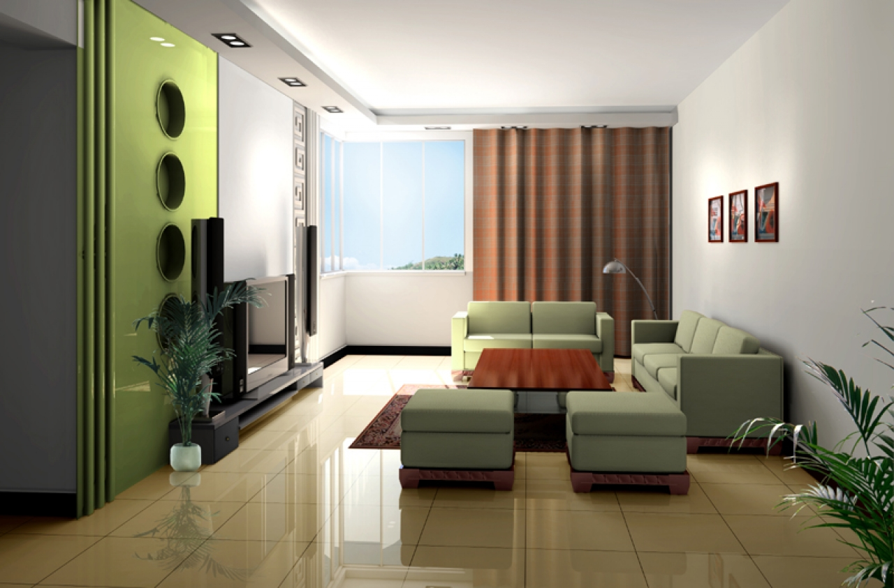 Contemporary home decor ideas for House and home living room ideas