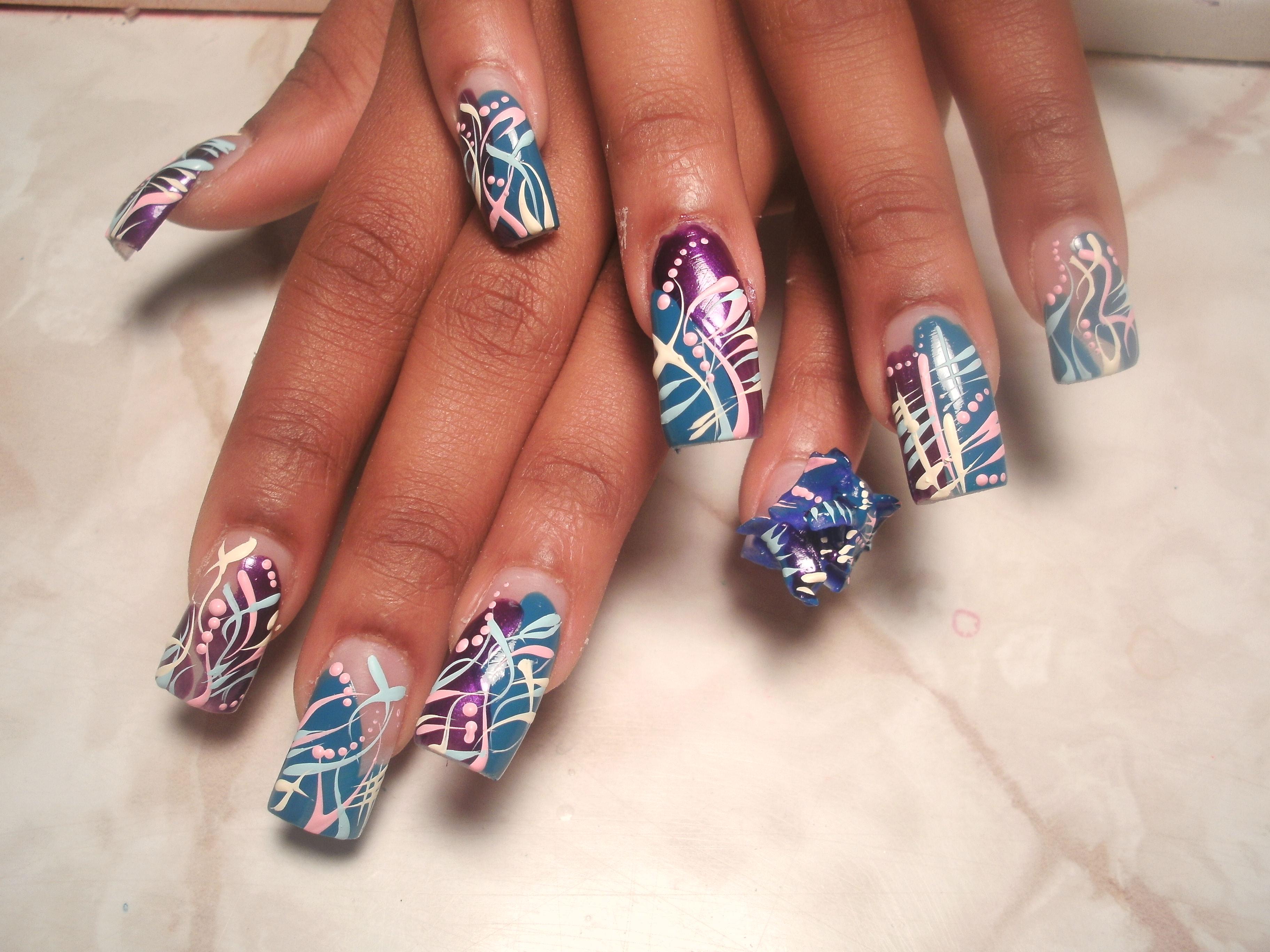 Coolest Nail Art 14