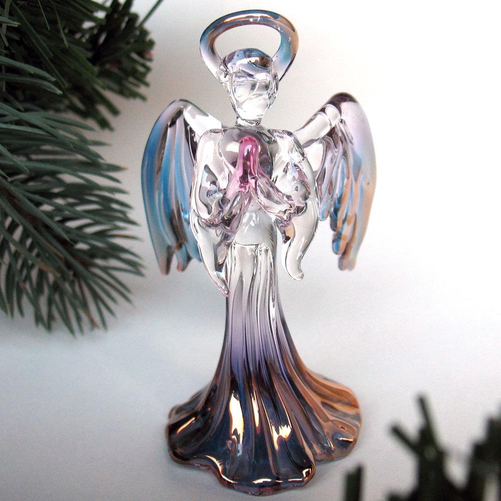 Crystal Christmas Ornament 3