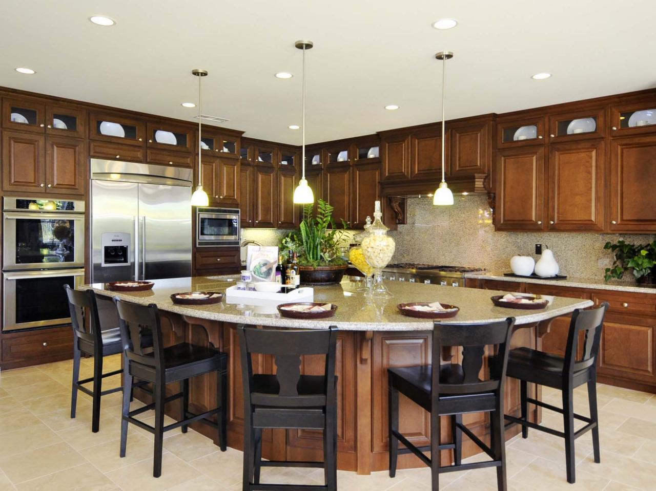 Kitchen Island Design 1