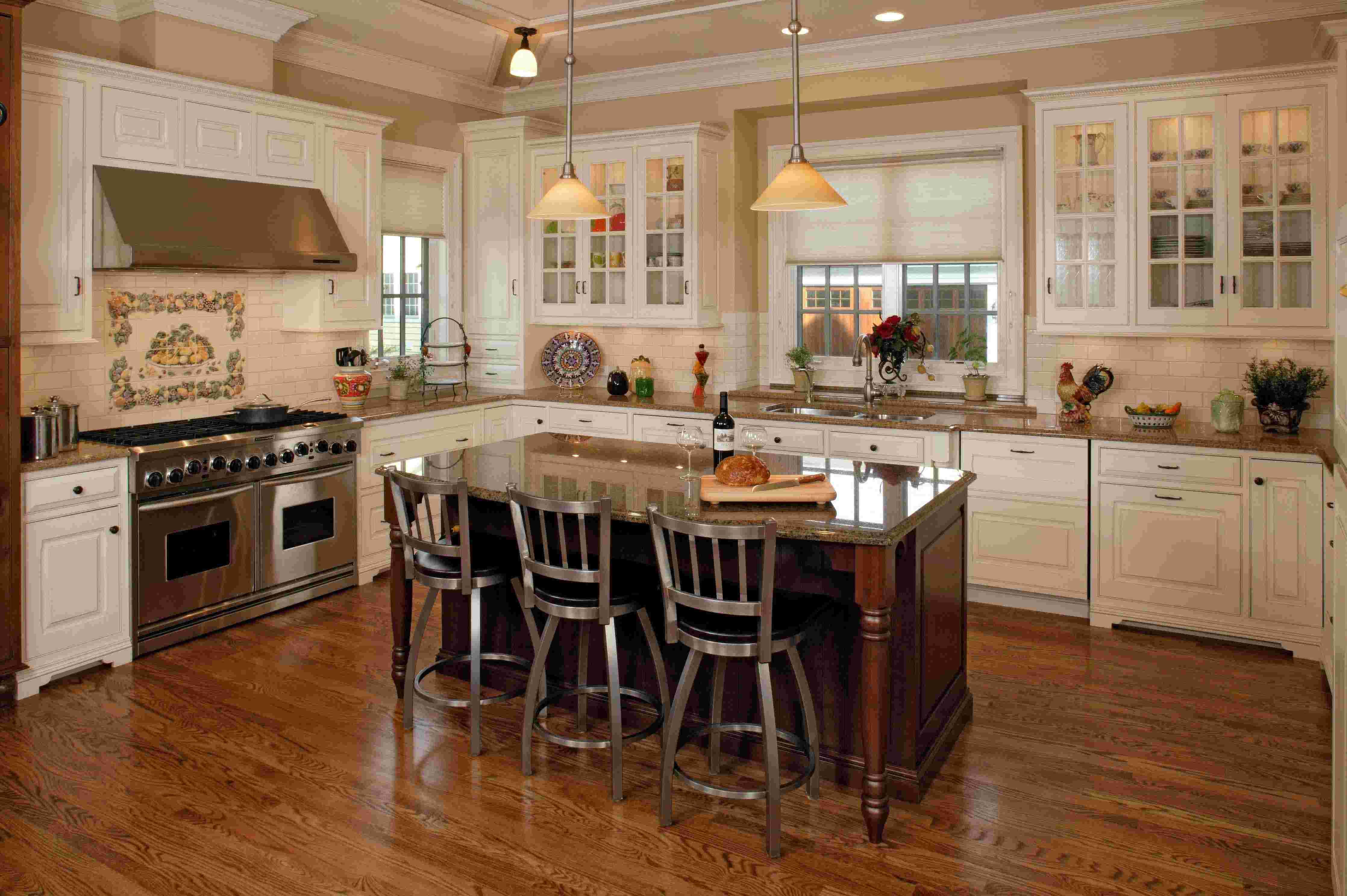 Kitchen Island Design 7
