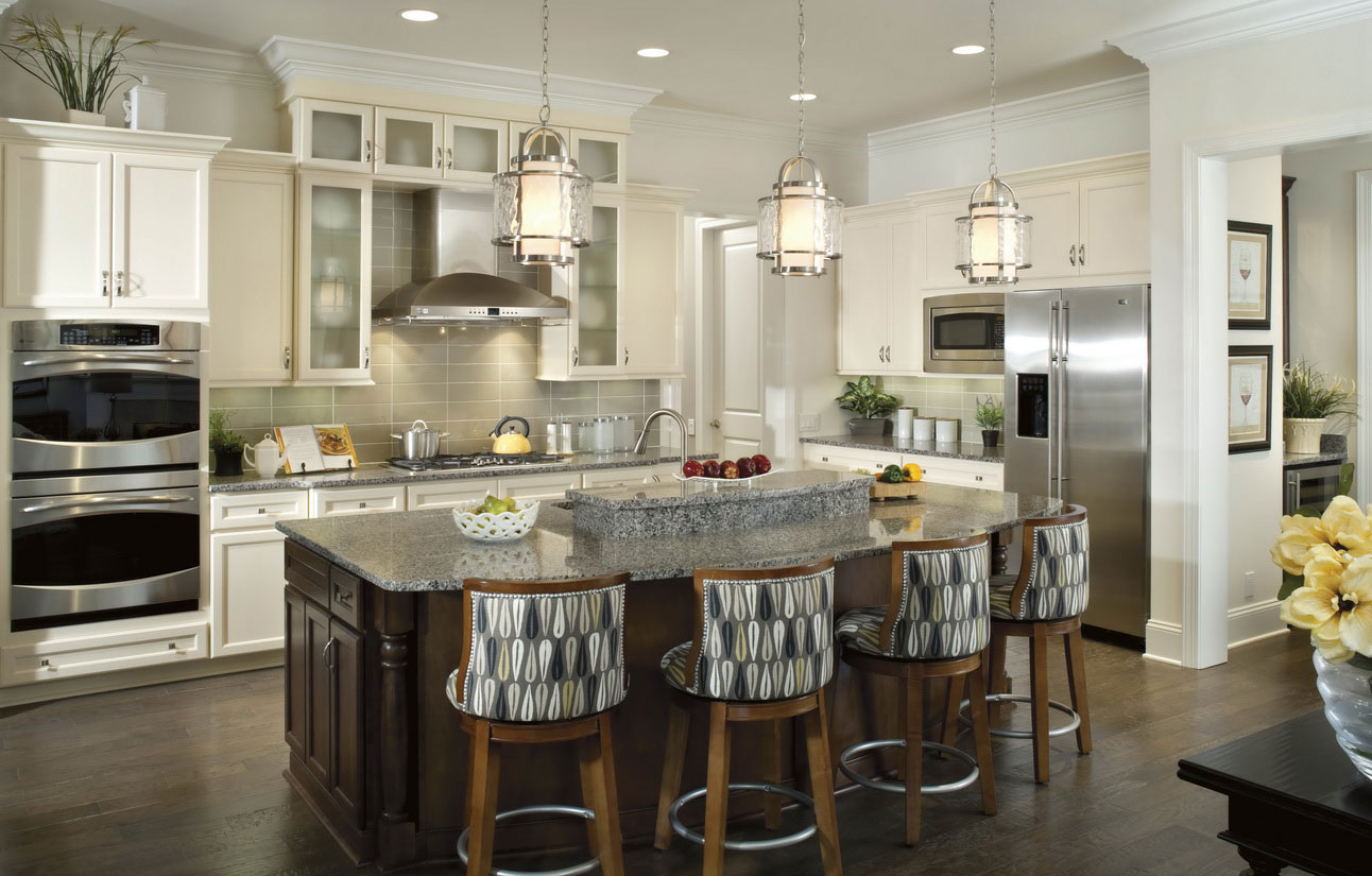 Kitchen Lighting Design 10