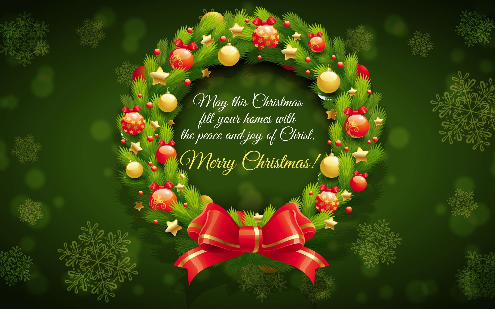 Merry Christmas Wishes 8