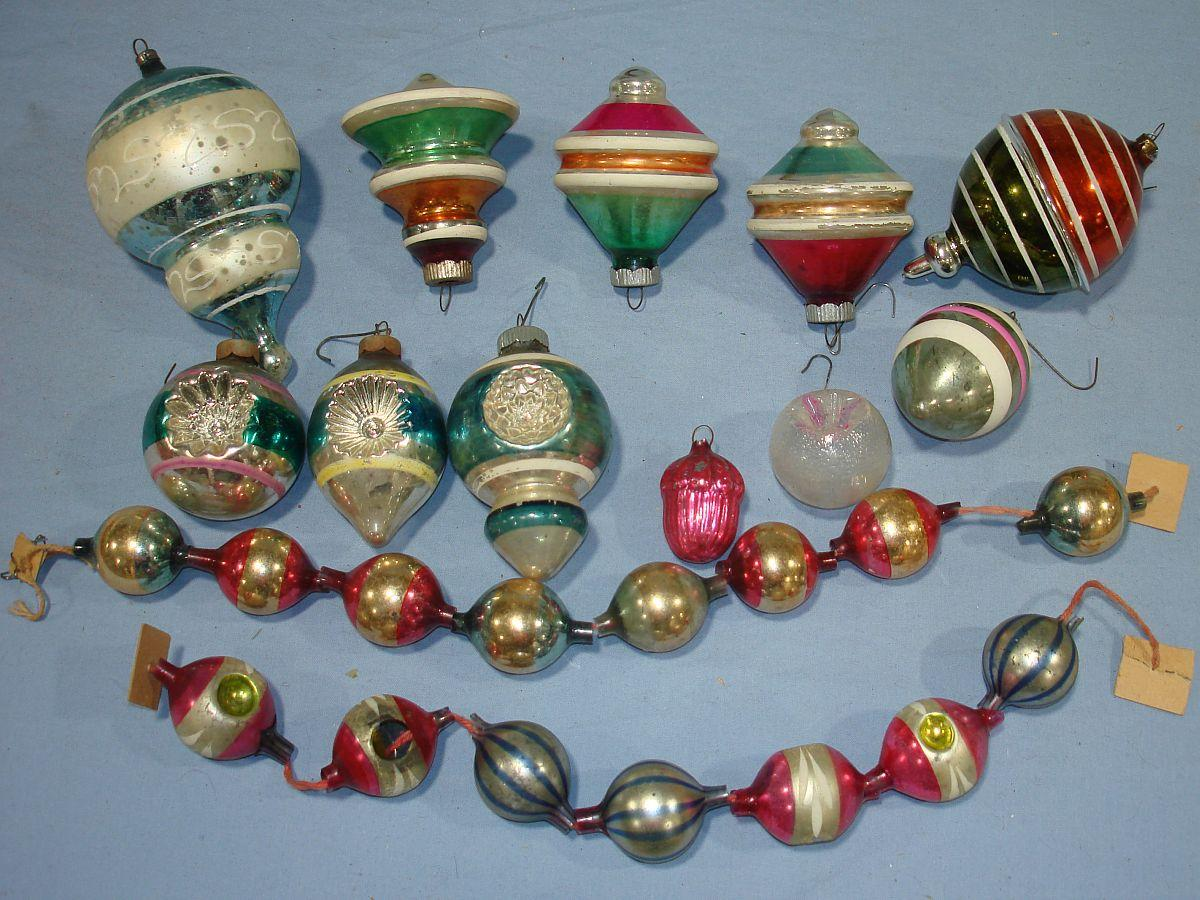Vintage Christmas Ornament 20