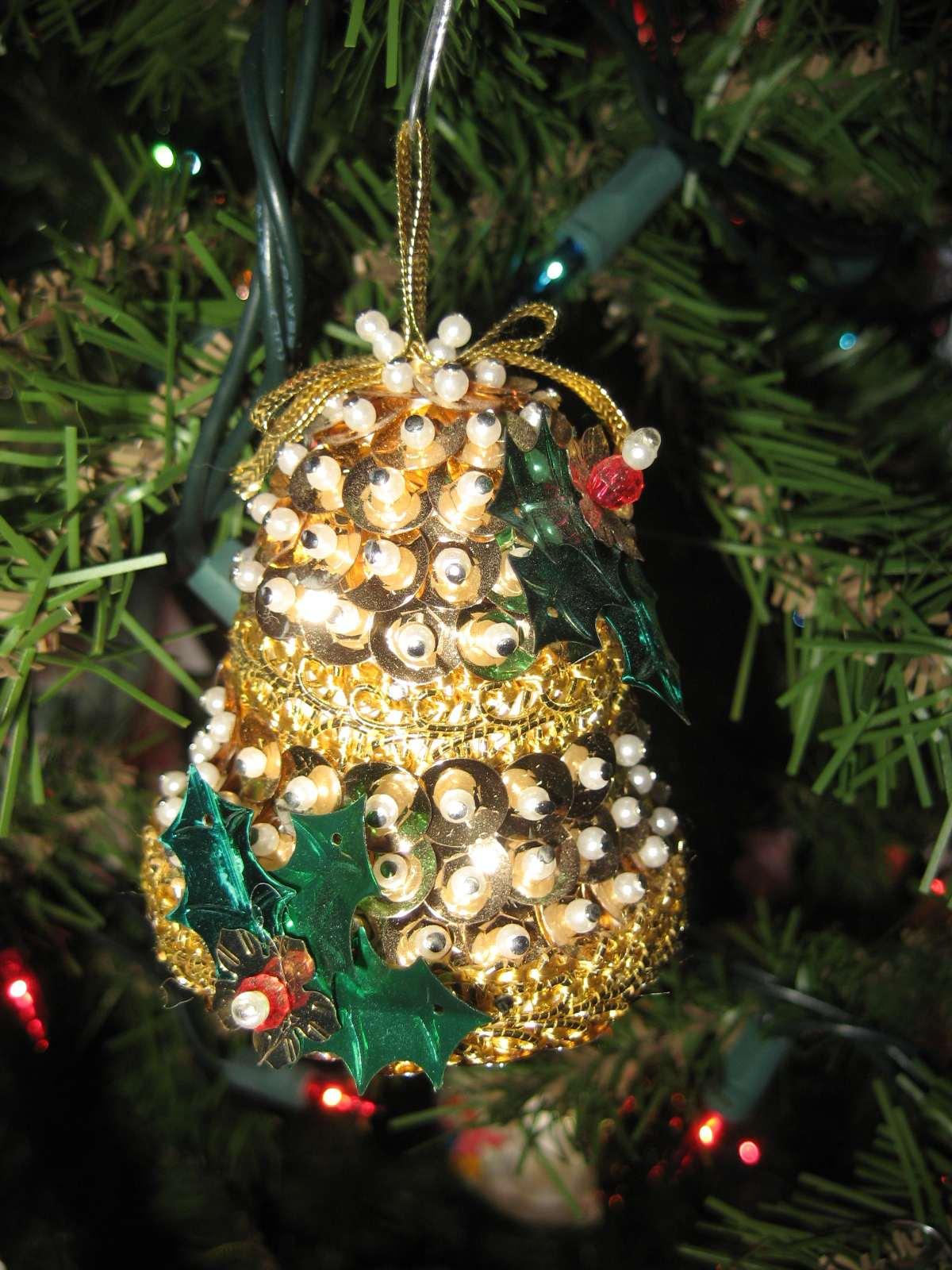 Vintage Christmas Ornament 24
