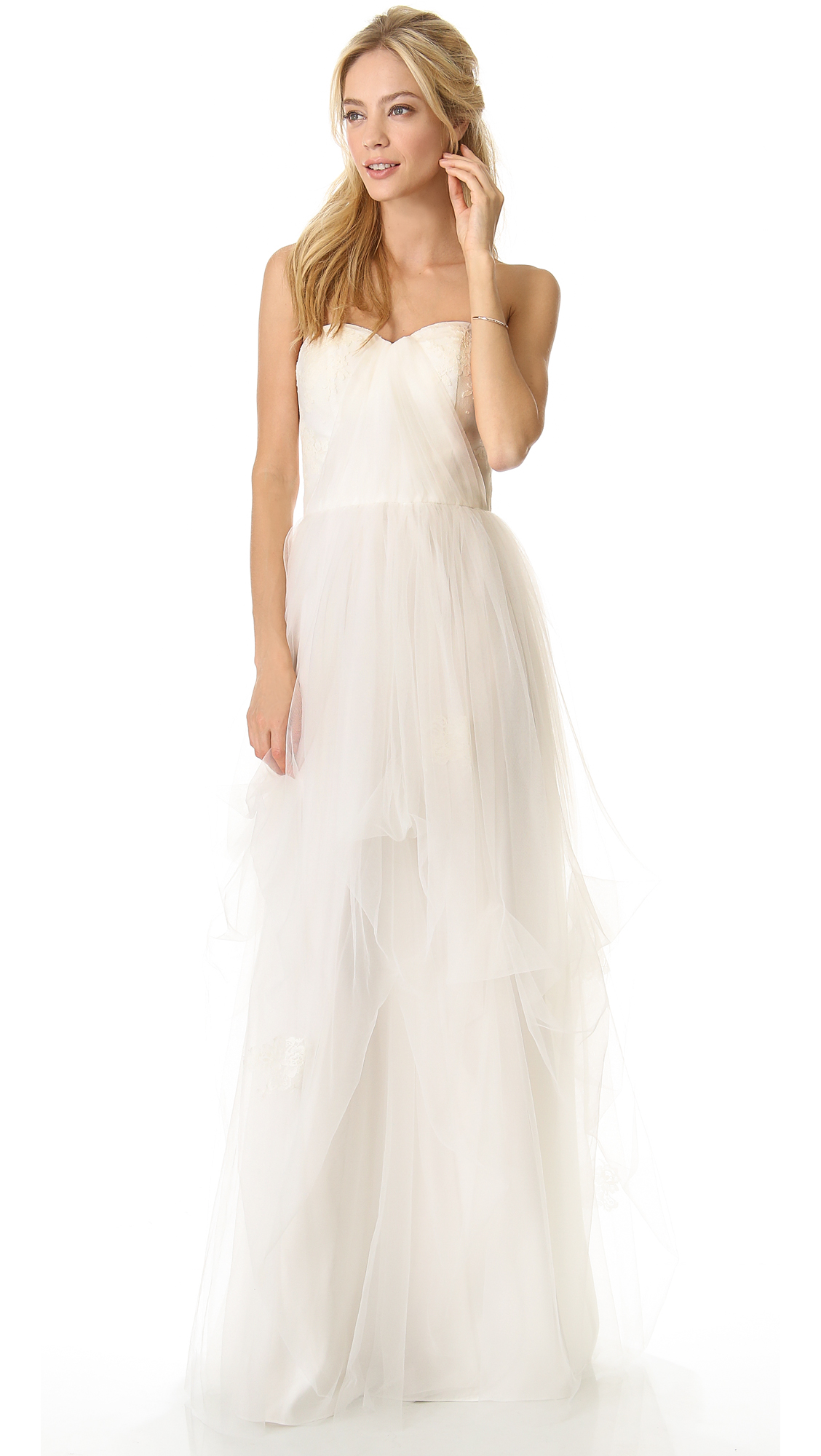 Dovey Beach Wedding Dress