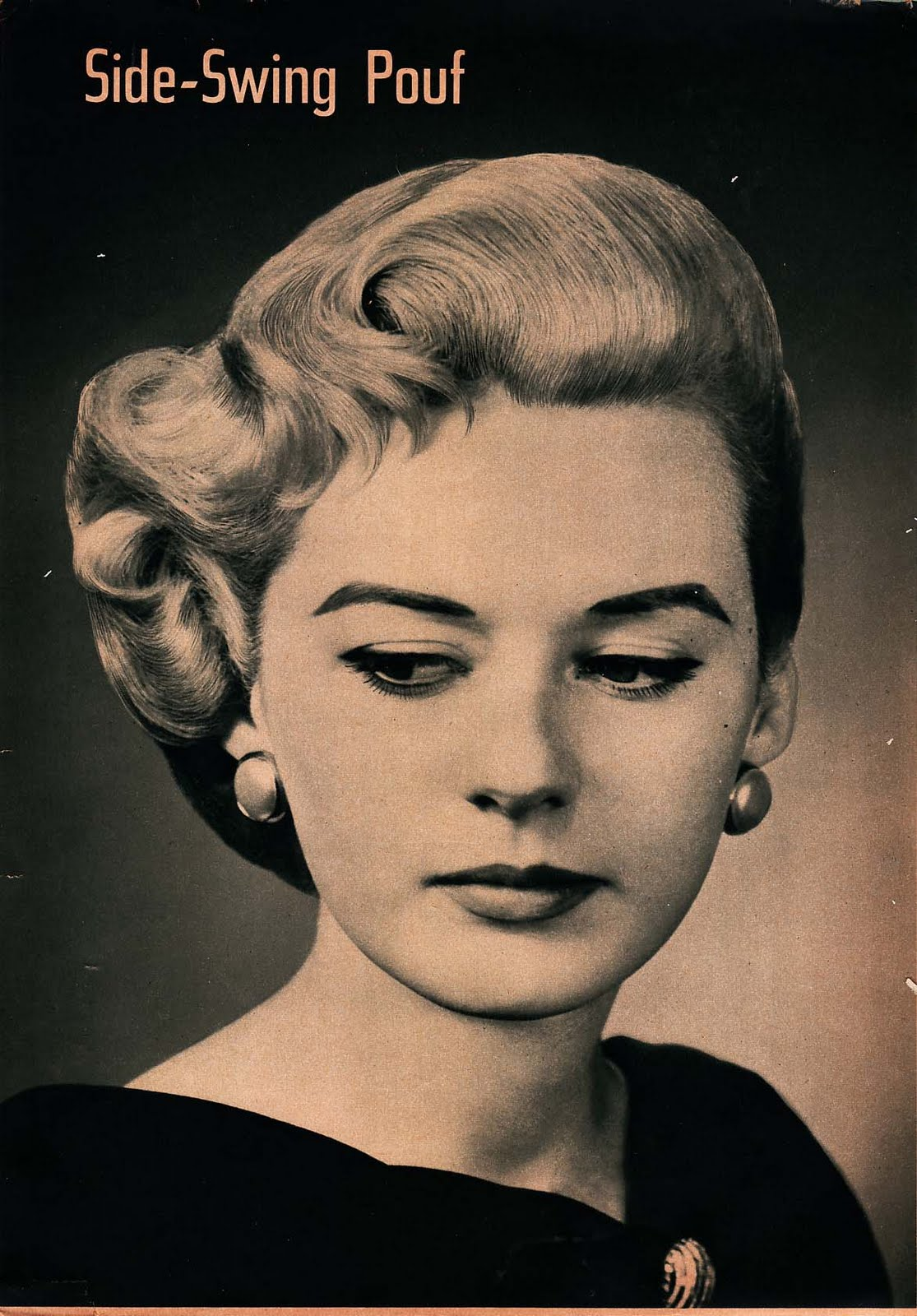 1940 Hairstyles Long Face Hair