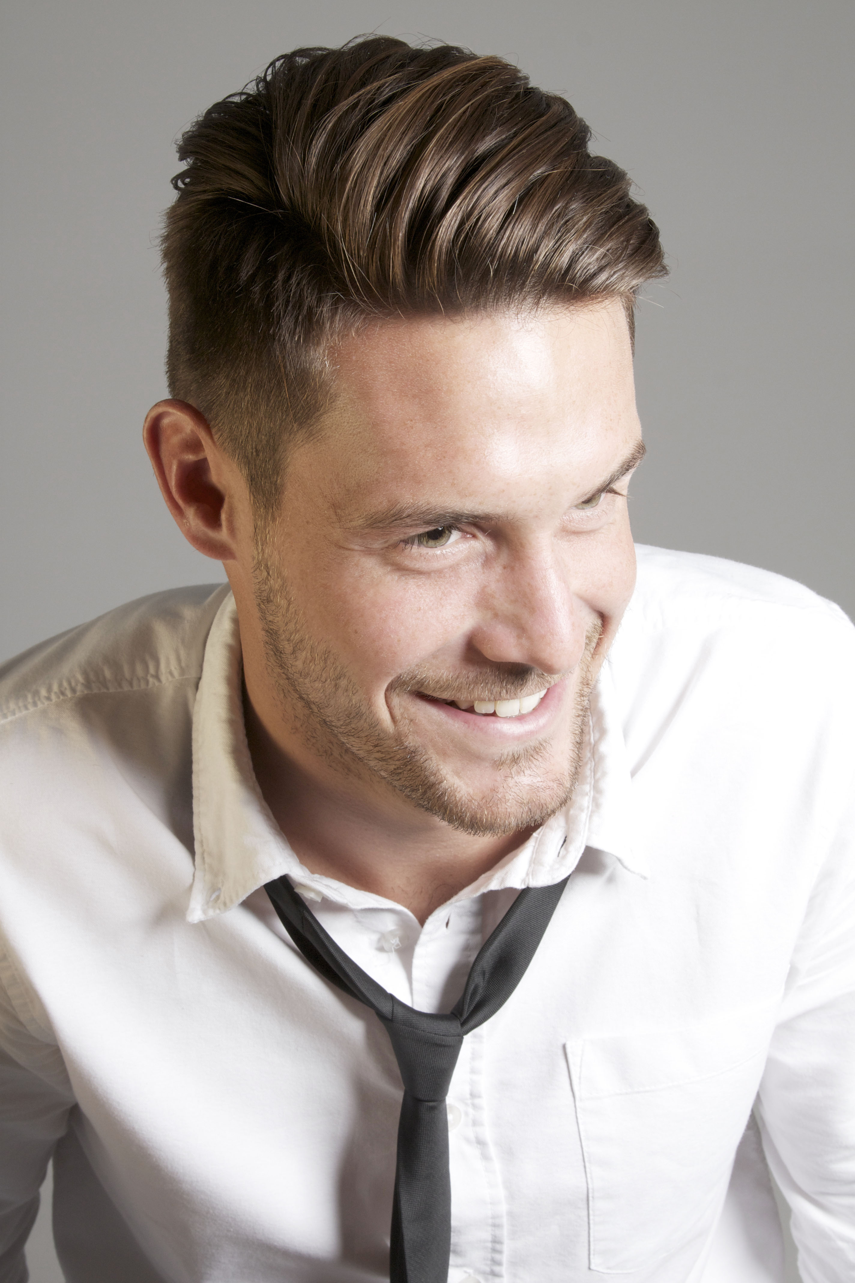 Best Hairstyles for Men Comb Over