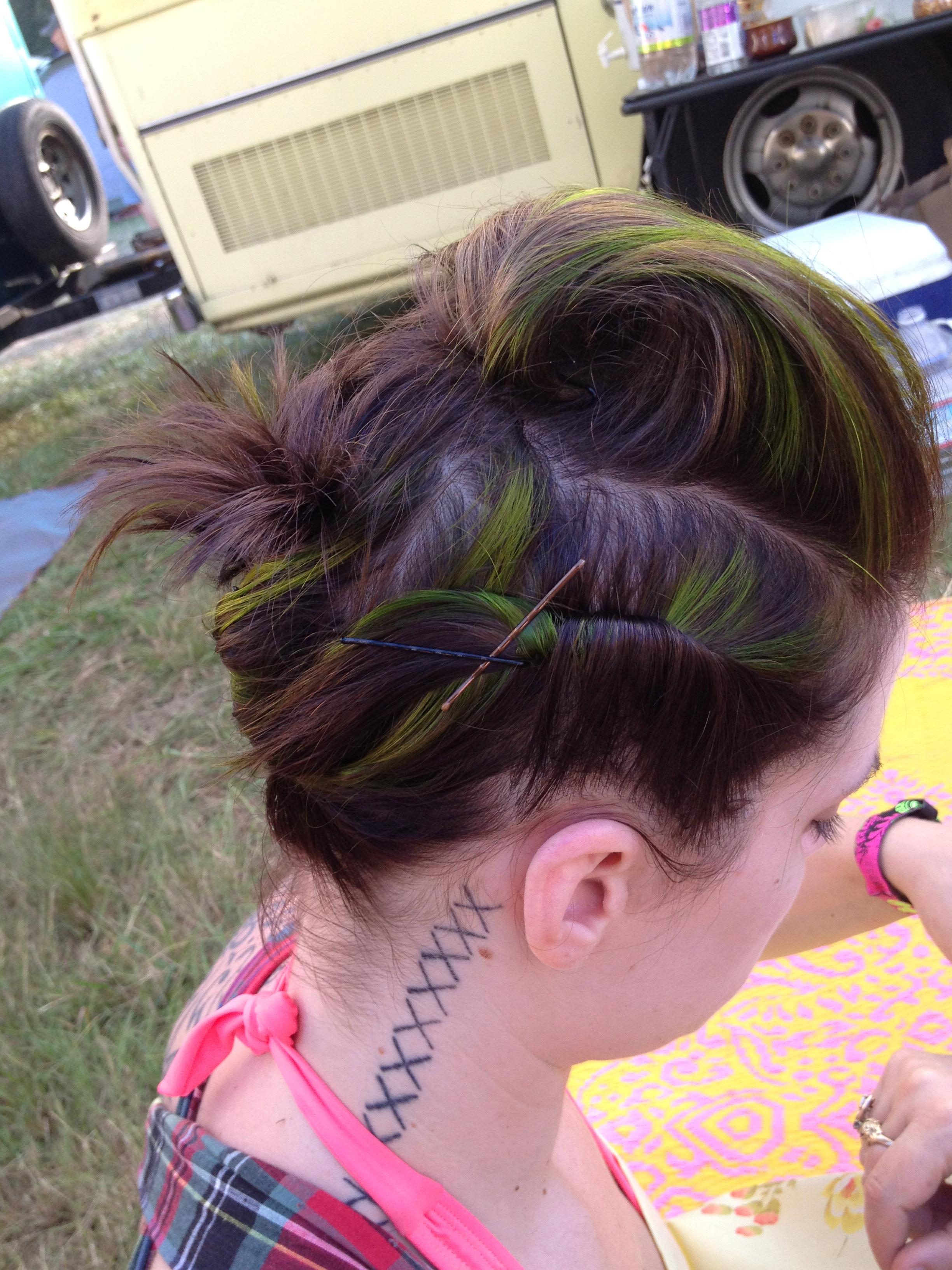 DIY Little Girls Hairstyles Short Hair