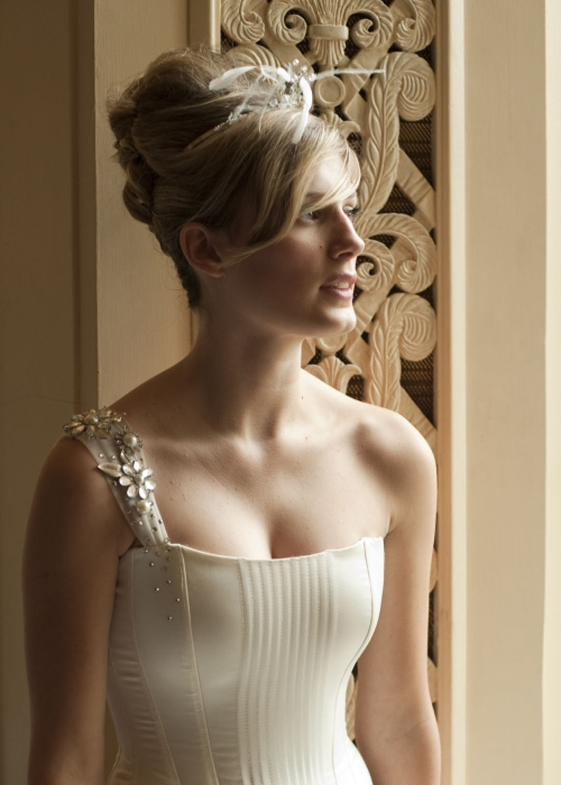 Formal Wedding Hairstyle Updo