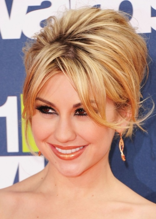 20 Updo Short Hairstyles For 2016   MagMent