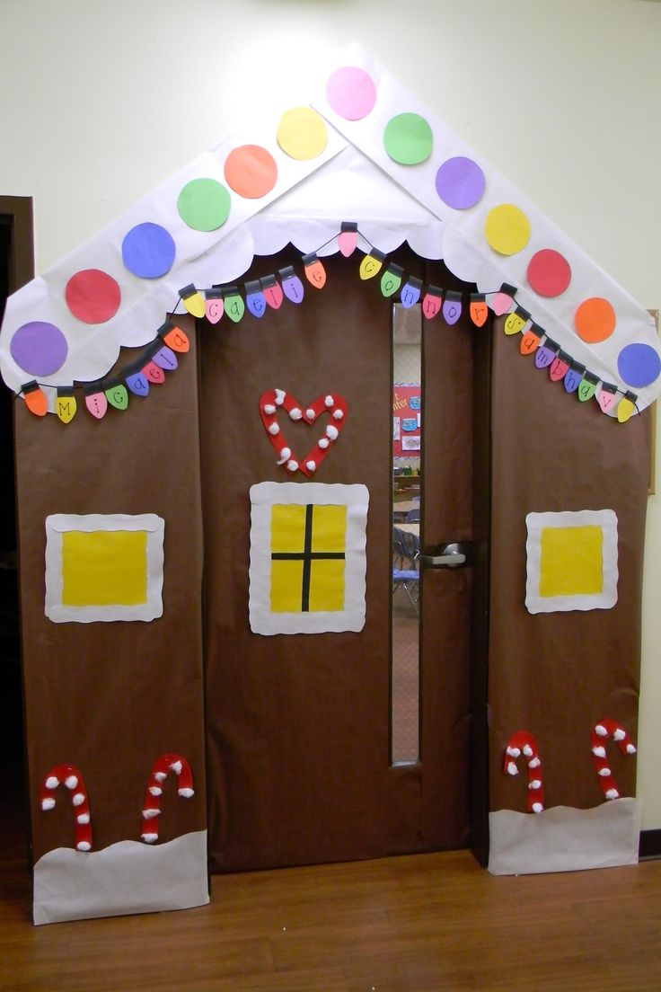 Christmas Classroom Door Decoration 2016