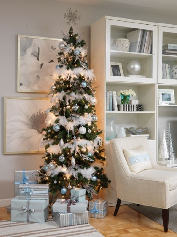 beautiful-modern-christmas-tree-decorations
