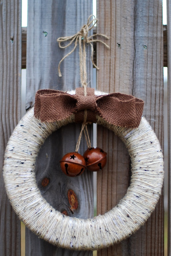 cool-rustic-christmas-decorations