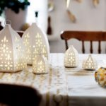 25 Paper Lanterns Christmas Lights Decorations Ideas