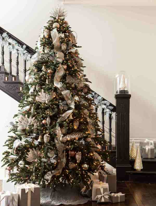 30 Classy Christmas Tree Decorations Ideas To Try This