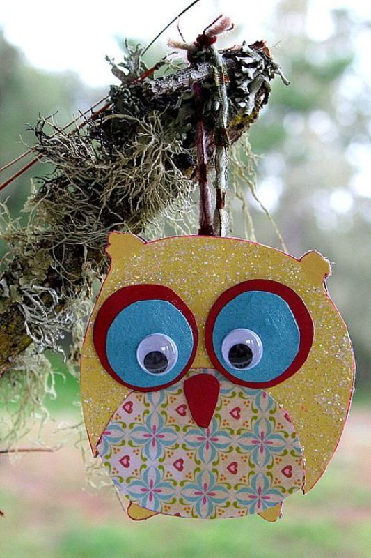 handmade-owl-christmas-ornament