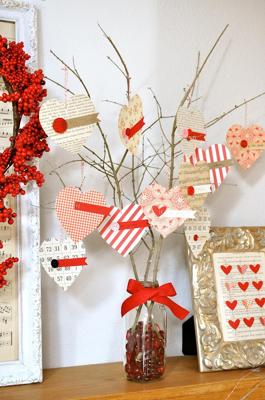 love-valentine-craft-tree