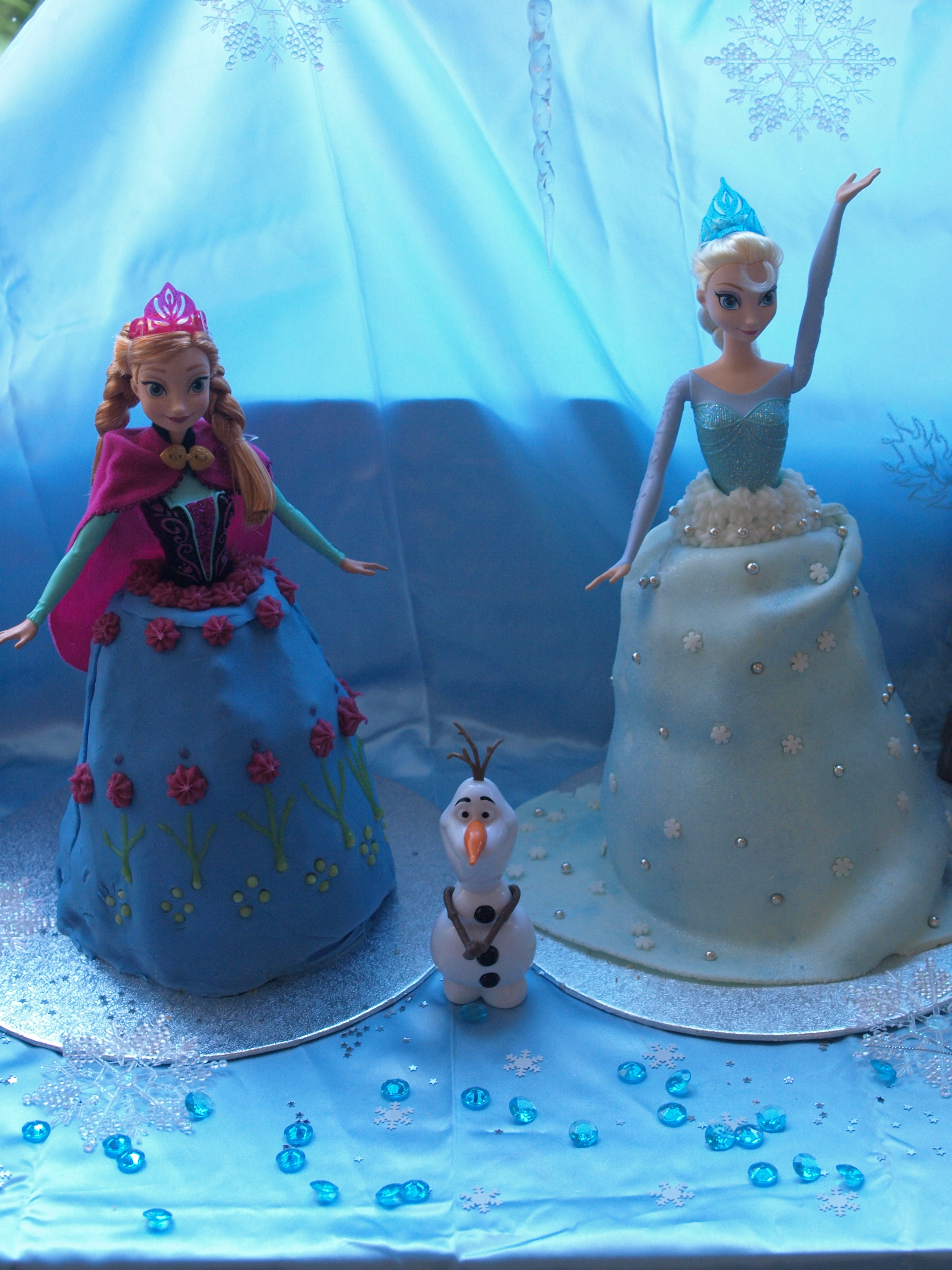 Christmas Frozen Decoration 7