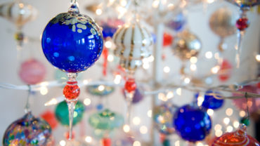 15 Glass Christmas Ornaments Ideas Inspiration