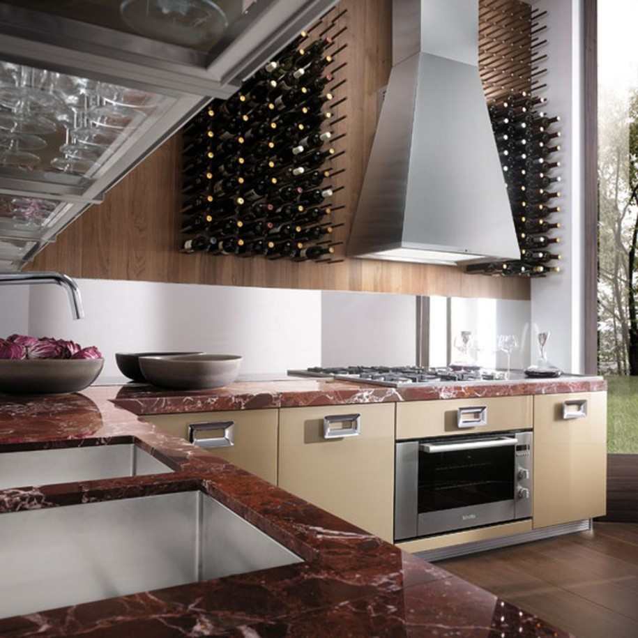 Italian Kitchen Design 12