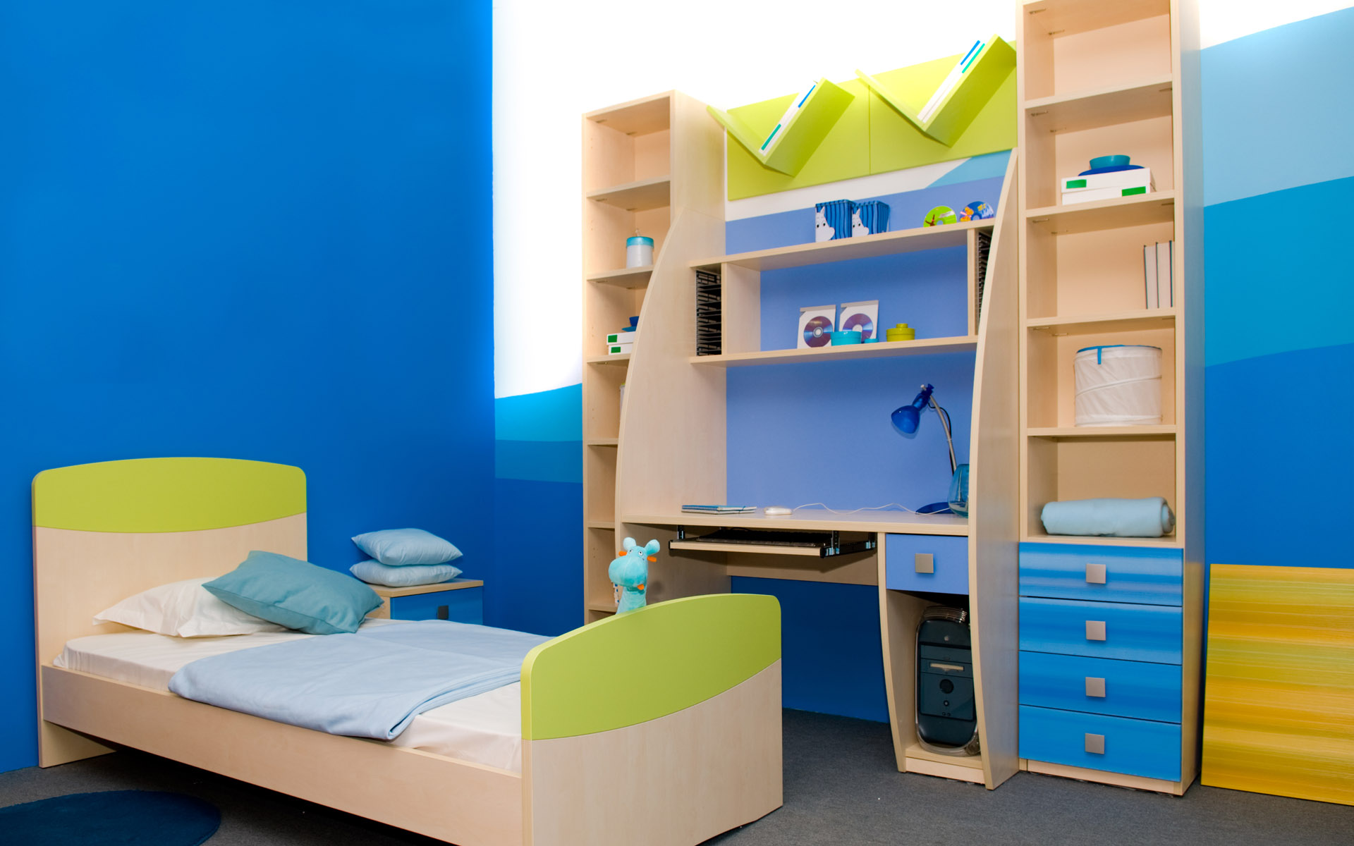 Kids Bedroom Design 16