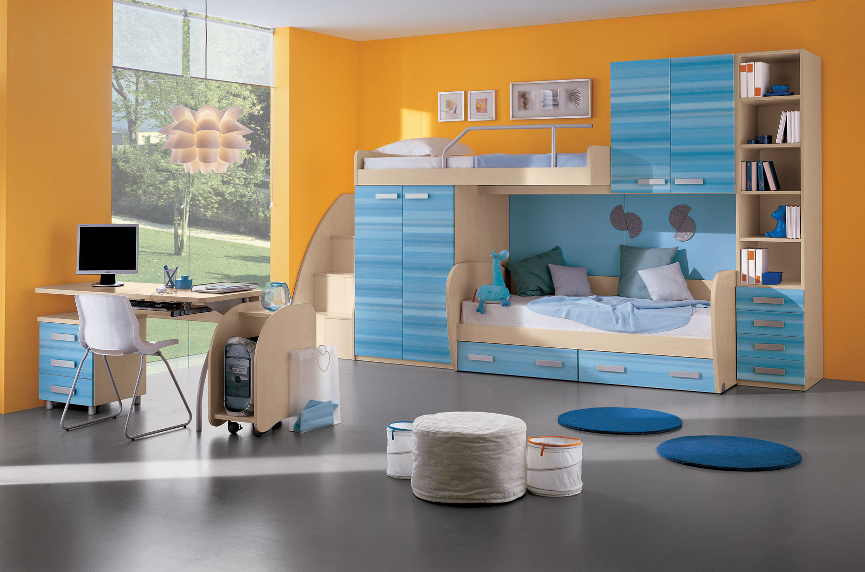 Kids Bedroom Design 4