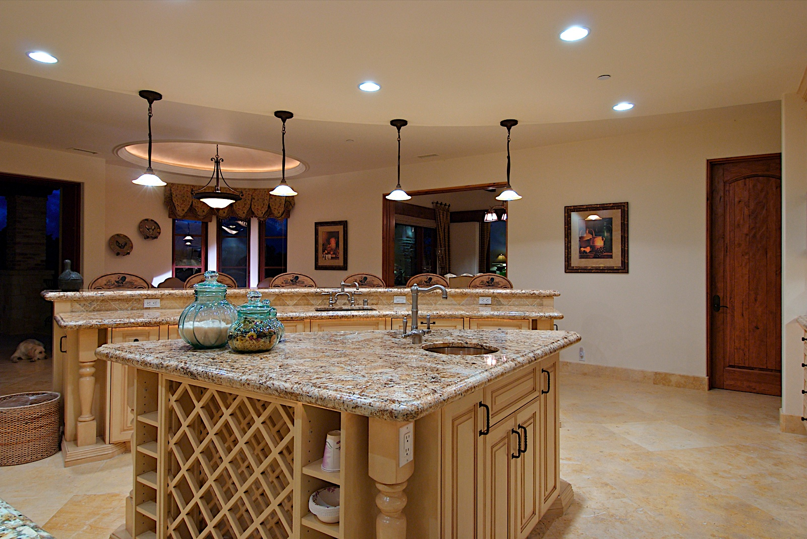 Kitchen Lighting Design 12