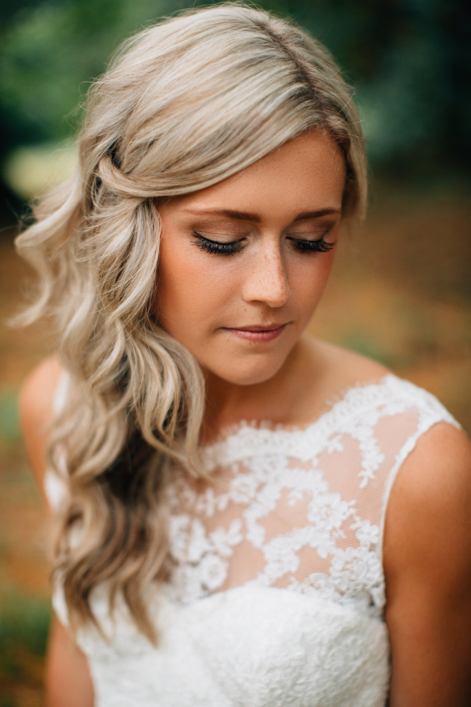 Casual Winter Wedding Hairstyles