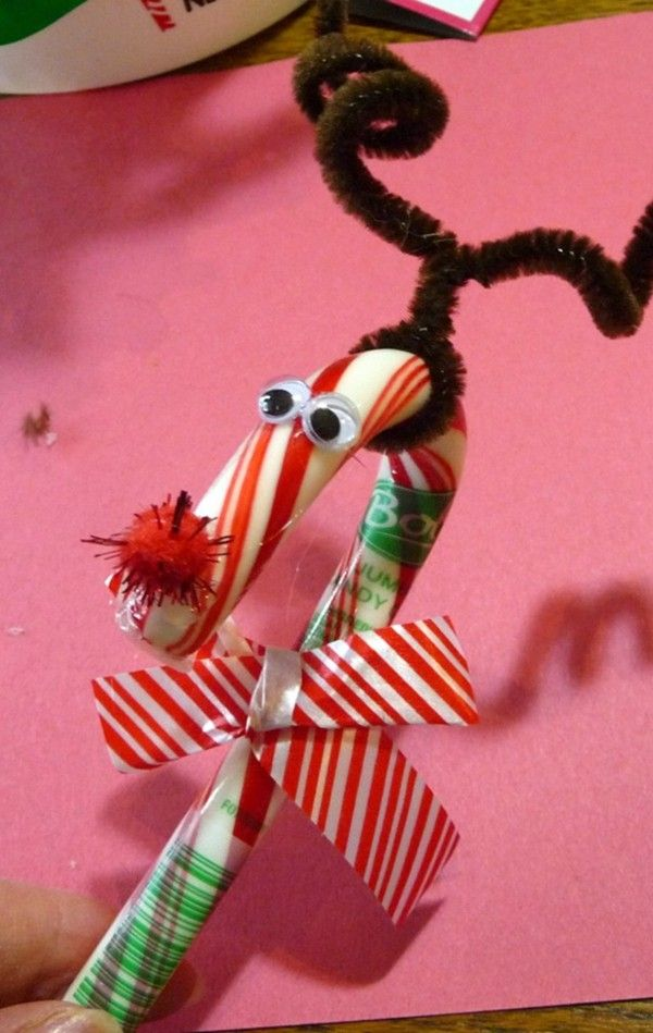 kids-christmas-candy-craft-ideas