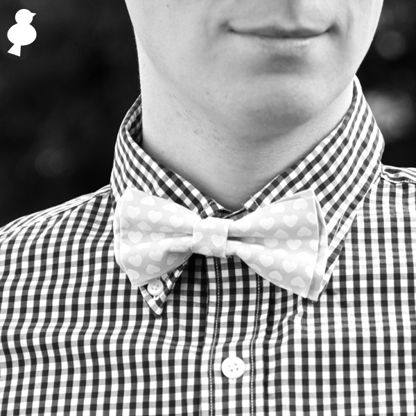 DIY Bow Tie for Him